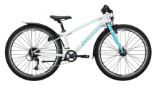 Kinder / Jugend Conway MC 260 Rigid white / turquoise