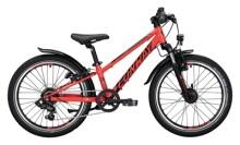 Kinder / Jugend Conway MC 200 Suspension red / black