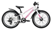 Kinder / Jugend Conway MC 200 Rigid white / purple