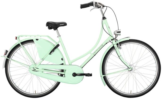 Citybike Excelsior Classic ND schwarz 2021
