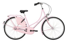 Citybike Excelsior Classic ND rosa