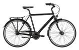 Citybike Excelsior Trekking schwarz