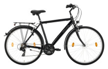 Trekkingbike Excelsior Road Cruiser 21 Alu ND schwarz