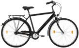 Citybike Excelsior Road Cruiser Alu ND schwarz