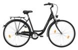 Citybike Excelsior Road Cruiser Alu schwarz