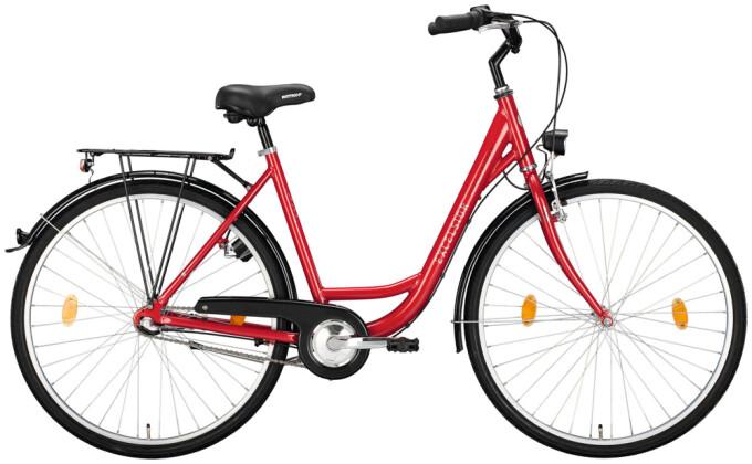 Citybike Excelsior Road Cruiser Alu blau 2021