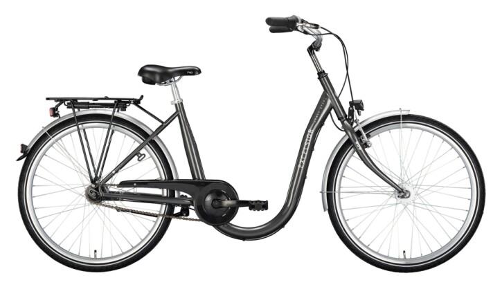Citybike Excelsior Easy Step ND grau 2021