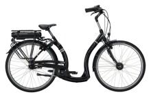 e-Citybike Excelsior Tiefeinsteiger E schwarz