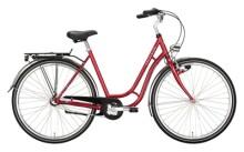 Citybike Excelsior Touring Niro rot