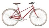Citybike Excelsior Vintage rot