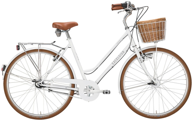 Citybike Excelsior Glorious rosa 2021