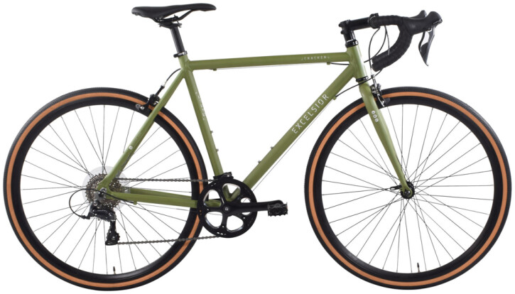 Urban-Bike Excelsior Cracker beige 2021