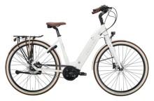 e-Citybike Excelsior Pearl weiß