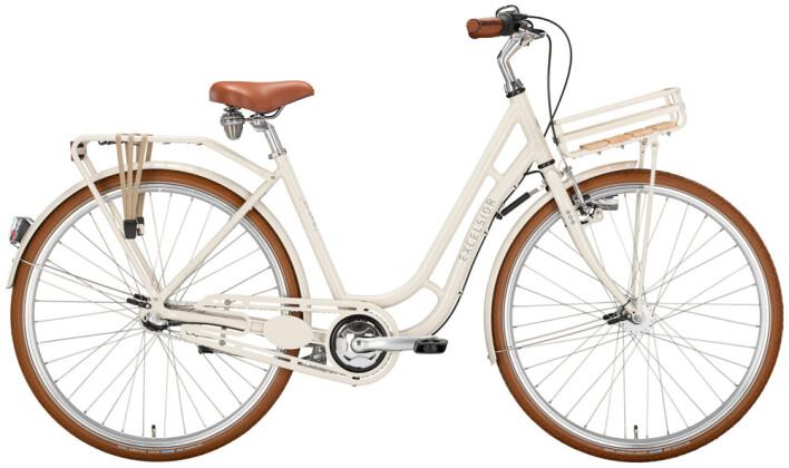 Citybike Excelsior Juicy grün 2021