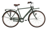 Citybike Excelsior Swan-Retro FT Alu grün
