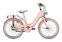 Kinder / Jugend Excelsior Swan-Retro Alu Youth rosa