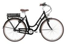 e-Citybike Excelsior Swan-Retro E schwarz