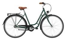 Citybike Excelsior Touring ND grün, braun