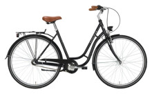 Citybike Excelsior Touring ND schwarz, braun