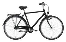 Citybike Excelsior Touring schwarz