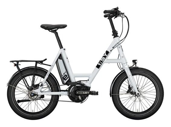 e-Kompaktrad i:SY DrivE E5 ZR weiß 2021