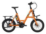 e-Kompaktrad i:SY DrivE XXL N3.8 ZR orange