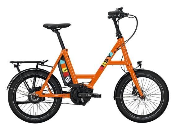 e-Kompaktrad i:SY DrivE N3.8 ZR orange 2021