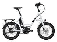 e-Kompaktrad i:SY DrivE N3.8 ZR weiß