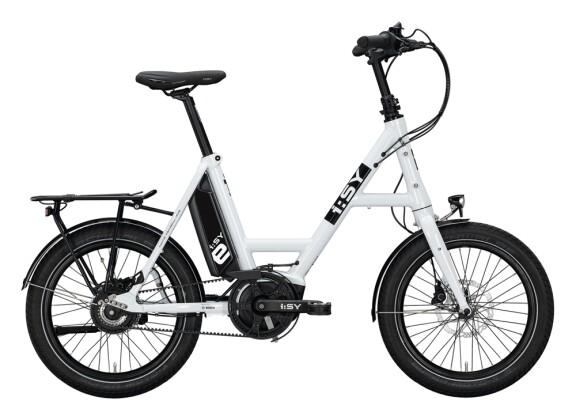 e-Kompaktrad i:SY DrivE N3.8 ZR weiß 2021