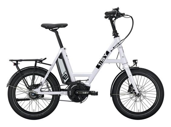 e-Kompaktrad i:SY DrivE S8 ZR weiß 2021