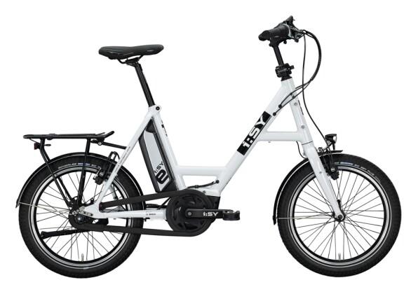 e-Kompaktrad i:SY DrivE S8 RT weiß 2021