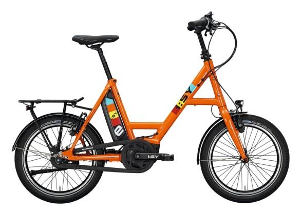 e-Kompaktrad i:SY DrivE S8 orange 2021