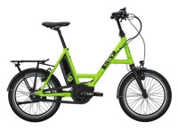 e-Kompaktrad i:SY DrivE S8 grün