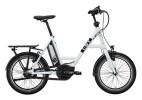 e-Kompaktrad i:SY DrivE S8 weiß