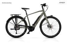 e-Trekkingbike KAYZA Talik Dry 4 grau, silber