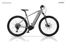 e-Mountainbike KAYZA Sapric 6 grau