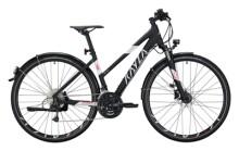 Trekkingbike KAYZA Niti Dry 6 schwarz, weiß