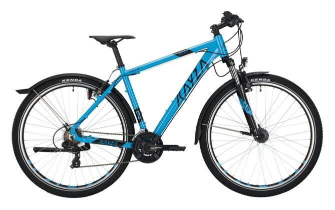 SUV KAYZA Garua Dry 2 blau, schwarz 2021