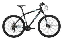Mountainbike KAYZA Garua 2 schwarz, blau
