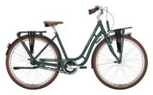 Citybike Victoria Retro 5.6 grün, grau