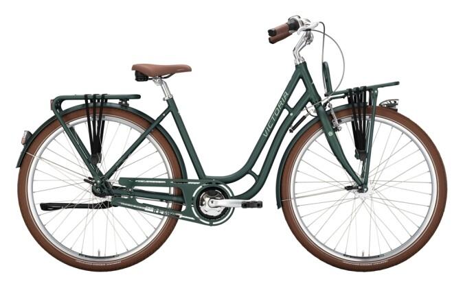 Citybike Victoria Retro 5.6 grün, grau 2021