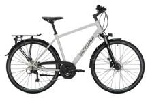 Trekkingbike Victoria Trekking 4.7 silber, schwarz