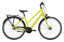 Citybike Victoria Trekking 1.6 grün, grau