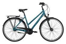Citybike Victoria Trekking 1.1 grün, weiß