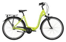 Citybike Victoria Classic 1.7 grün, weiß