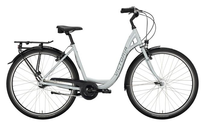 Citybike Victoria Classic 1.6 silber, weiß 2021