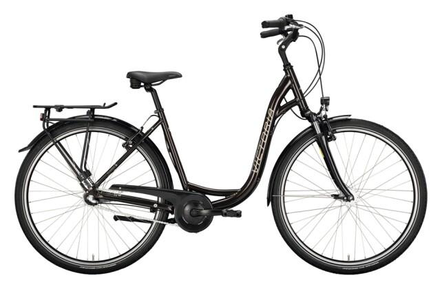 Citybike Victoria Classic 1.4 braun, weiß 2021