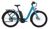 e-Citybike Victoria eUrban 11.9 blau, weiß