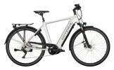 e-Trekkingbike Victoria eTrekking 12.8 silber, schwarz