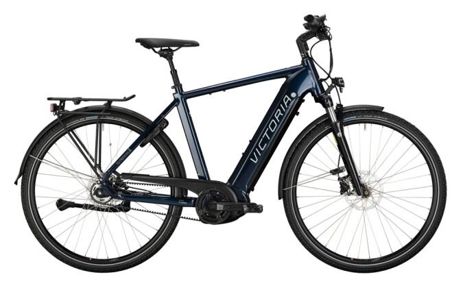 e-Citybike Victoria eTrekking 11.8 blau 2021